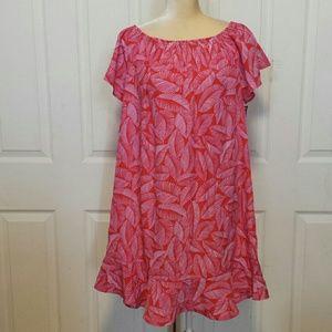 Merona summer dress/cover up size XXL